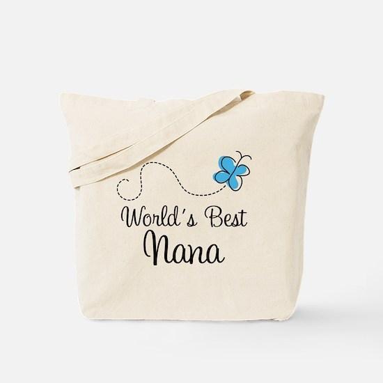 Nana (World's Best) Tote Bag