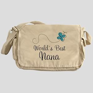 Nana (World's Best) Messenger Bag