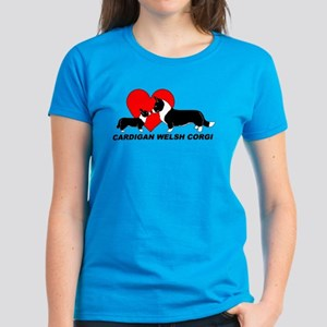 Cardigan Love Women's Dark T-Shirt
