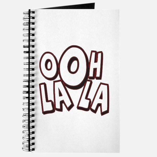 Ooh La La Journal
