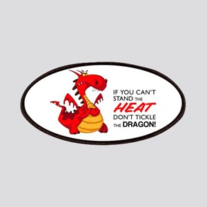 Tickle Dragon Patches