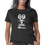 Southside Train Stop 69 Women's Classic T-Shirt