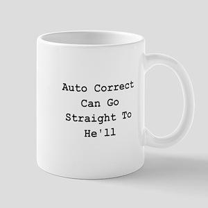 Auto Correct He'll Mug