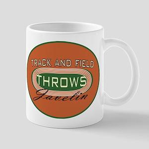 Javelin Throw Mug