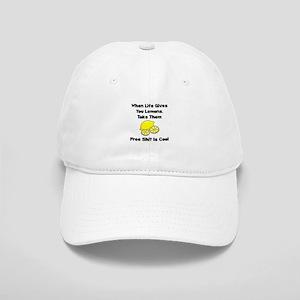 Free Lemons Cap