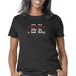 3-scrapaholic2-blk Women's Classic T-Shirt
