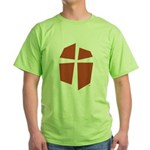 Iglesia Del Maestro (Ico-Red) Green T-Shirt