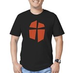 Iglesia Del Maestro (Ico-Red) Men's Fitted T-Shirt