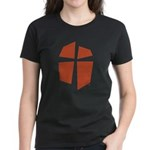 Iglesia Del Maestro (Ico-Red) Women's Dark T-Shirt