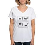Dream Home Women's V-Neck T-Shirt