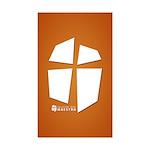 Iglesia Del Maestro (Ico-Orn) Sticker (Rectangle 5