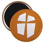 Iglesia Del Maestro (Ico-Orn) Magnet