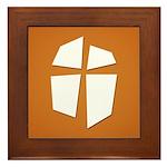 Iglesia Del Maestro (Ico-Orn) Framed Tile