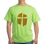 Iglesia Del Maestro (Ico-Orn) Green T-Shirt