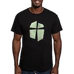 Iglesia Del Maestro (Ico-LGr) Men's Fitted T-Shirt