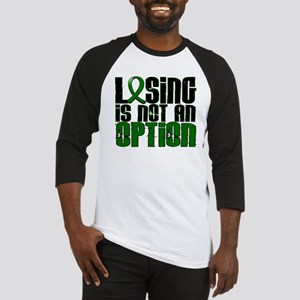 Losing Is Not An Option Liver Cancer Baseball Jers