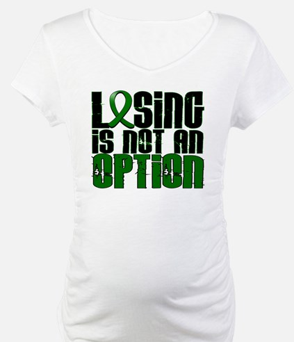 Losing Is Not An Option Liver Disease Shirt