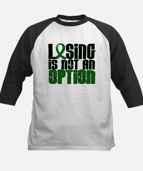 Losing Is Not An Option Liver Disease Tee