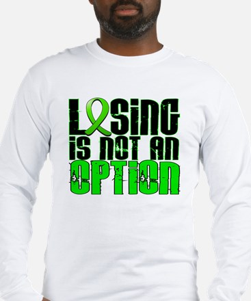 Losing Is Not An Option Muscular Dystrophy Long Sl