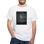 Barren Twilight White T-Shirt