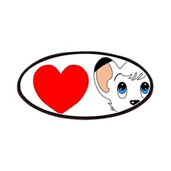 I Love ... Patches