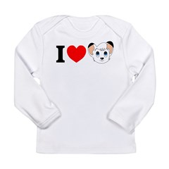 I Love ... Long Sleeve Infant T-Shirt