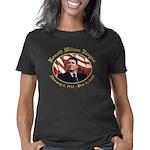 Reagan oval trsp Women's Classic T-Shirt
