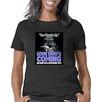 Look Whos Coming in June Women's Classic T-Shirt