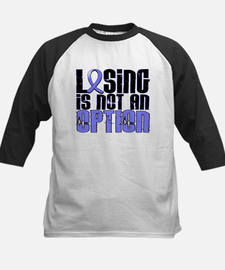 Losing Is Not An Option Prostate Cancer Tee