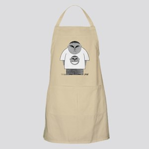 Happy Tee Apron
