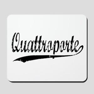 Quattroporte Mousepad