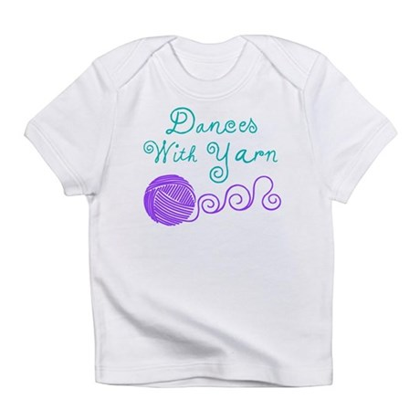Dances with Yarn Infant T-Shirt