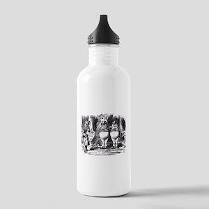 Tweedledee & Tweedledum Stainless Water Bottle 1.0