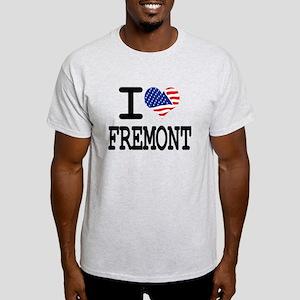 I LOVE FREMONT Light T-Shirt