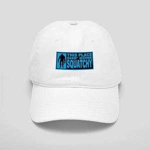 Gone Squatchy - Finding Bigfoot Cap