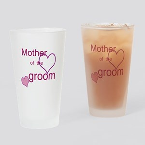 Mother of the Groom Drinking Glass