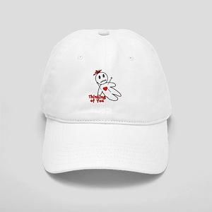 Anti Valentine Voodoo Doll Cap