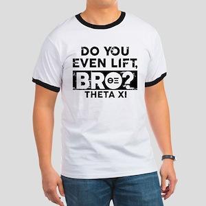 Theta Xi Lift Ringer T