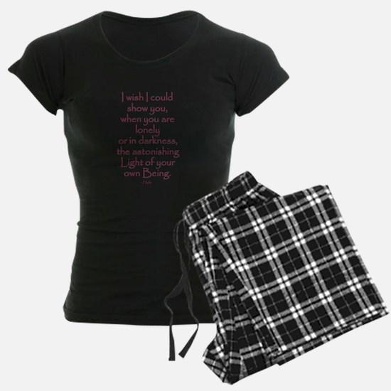 I Wish I Could Show You Pajamas