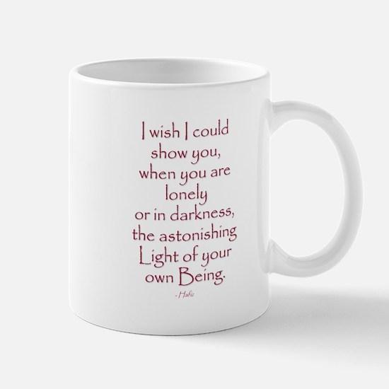 I Wish I Could Show You Mug