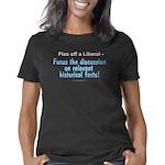 PO a Liberal 1 trsp Women's Classic T-Shirt