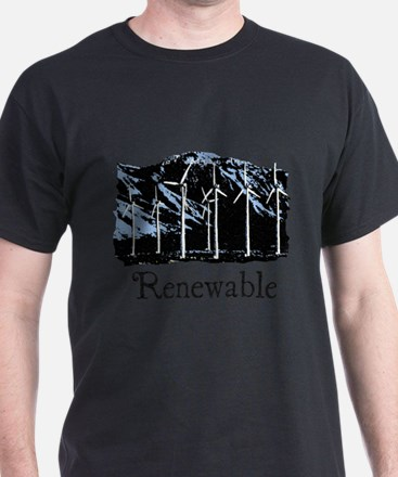 renewable energy bag T-Shirt