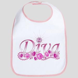 Diva Bling Bib