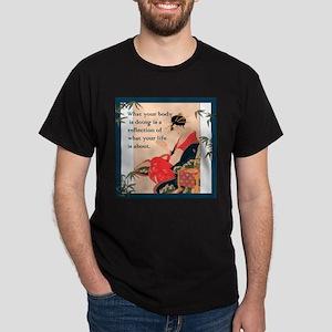 Life Reflection Dark T-Shirt