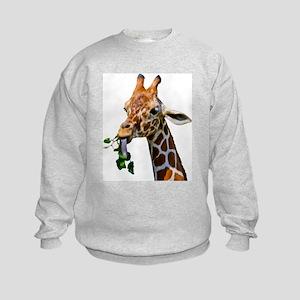 Giraffe Kids Sweatshirt