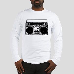 """""""Boombox"""" Long Sleeve T-Shirt"""