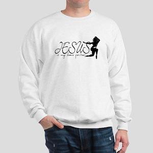 JESUS is my Dance Partner Sweatshirt