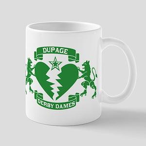 DDD Mug - Green Logo