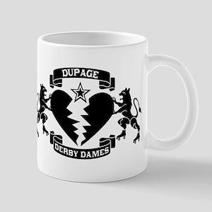 DDD Mug - Black Logo