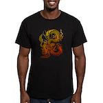 Karami Ryuu 1 Men's Fitted T-Shirt (dark)
